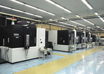 マMachining Center Line