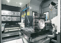 Large Machining Center Processing