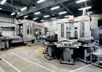 Large Machining Center